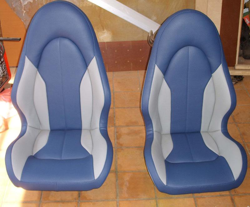 пластмассовые сидения на лодки
